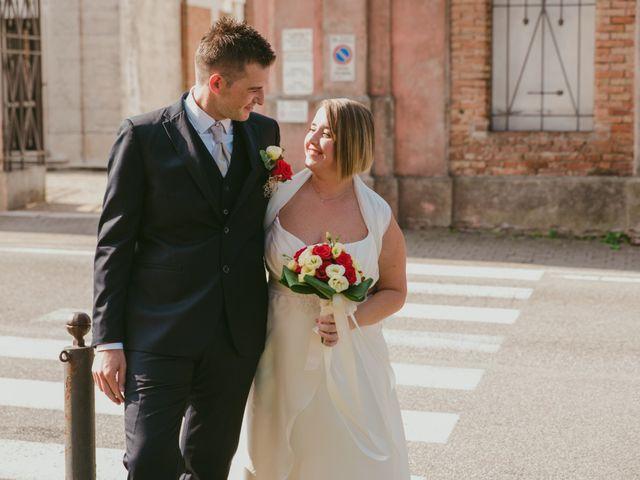 Il matrimonio di Sara e Ivan a Pegognaga, Mantova 59
