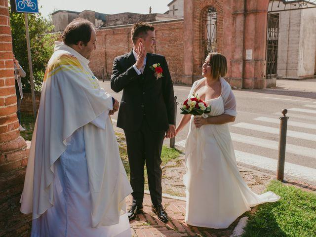 Il matrimonio di Sara e Ivan a Pegognaga, Mantova 61