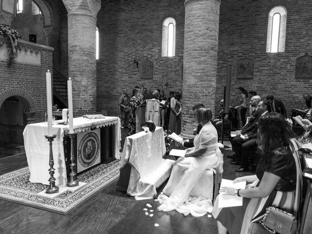 Il matrimonio di Sara e Ivan a Pegognaga, Mantova 70