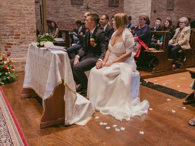 Il matrimonio di Sara e Ivan a Pegognaga, Mantova 71