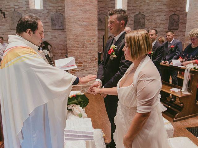 Il matrimonio di Sara e Ivan a Pegognaga, Mantova 72