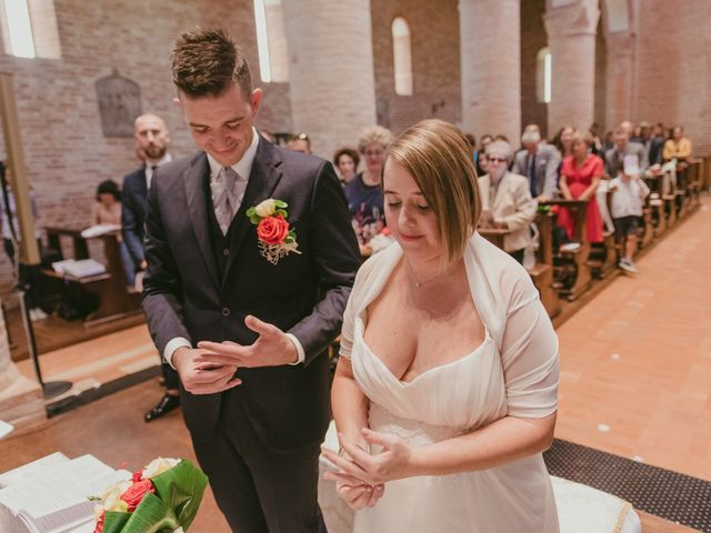 Il matrimonio di Sara e Ivan a Pegognaga, Mantova 78