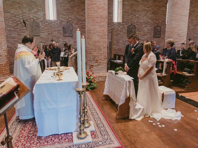 Il matrimonio di Sara e Ivan a Pegognaga, Mantova 81