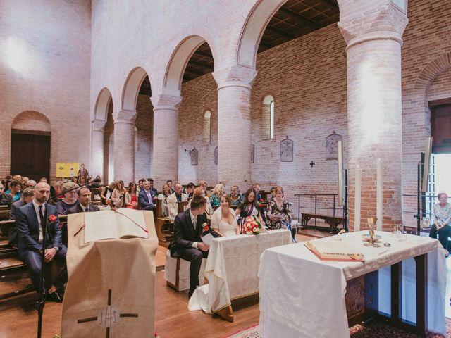 Il matrimonio di Sara e Ivan a Pegognaga, Mantova 83