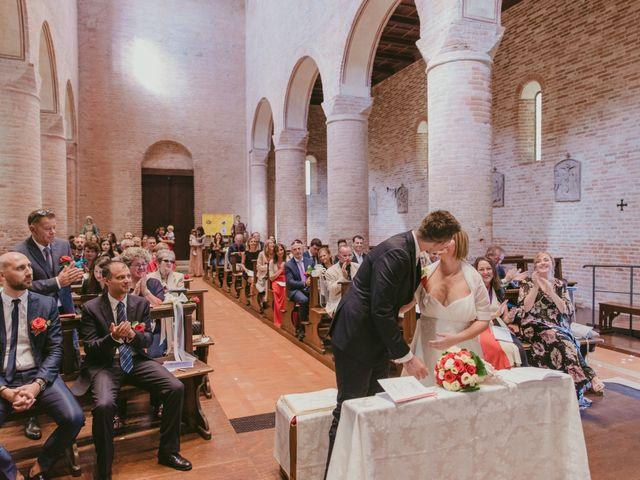 Il matrimonio di Sara e Ivan a Pegognaga, Mantova 84