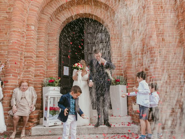 Il matrimonio di Sara e Ivan a Pegognaga, Mantova 87
