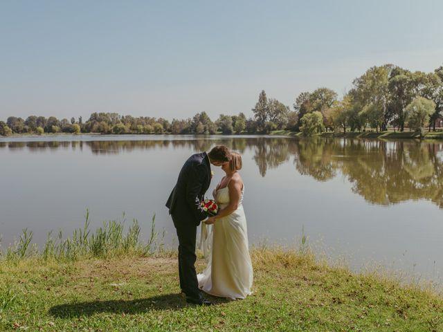Il matrimonio di Sara e Ivan a Pegognaga, Mantova 89