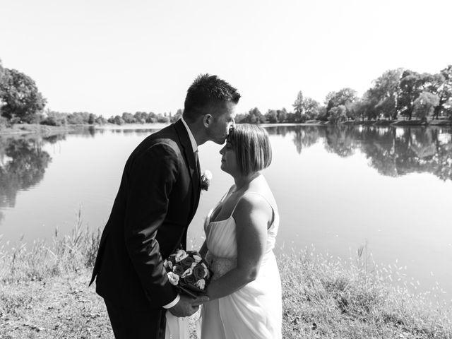 Il matrimonio di Sara e Ivan a Pegognaga, Mantova 90
