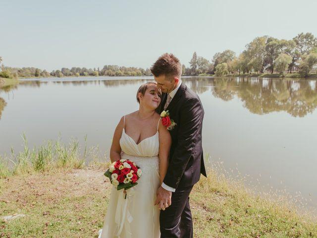Il matrimonio di Sara e Ivan a Pegognaga, Mantova 92