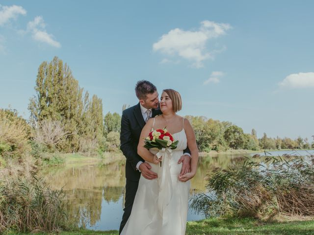 Il matrimonio di Sara e Ivan a Pegognaga, Mantova 96