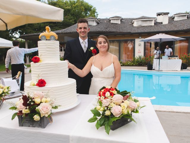 Il matrimonio di Sara e Ivan a Pegognaga, Mantova 125
