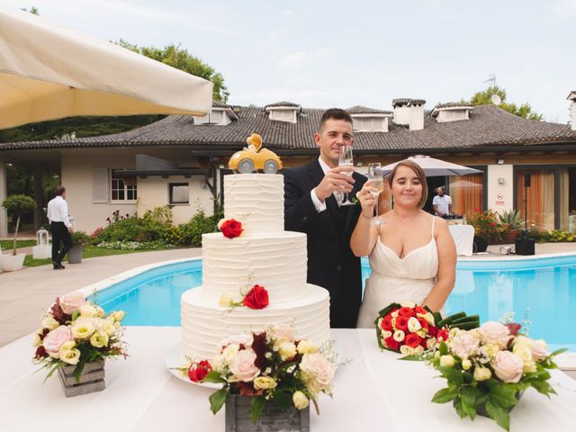 Il matrimonio di Sara e Ivan a Pegognaga, Mantova 127