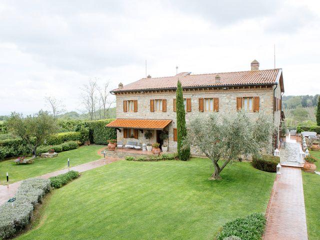 Il matrimonio di Benedetto e Agnese a Gambassi Terme, Firenze 5