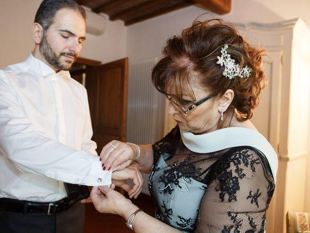 Il matrimonio di Benedetto e Agnese a Gambassi Terme, Firenze 8