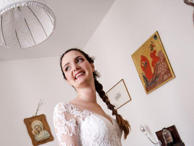 Il matrimonio di Benedetto e Agnese a Gambassi Terme, Firenze 17