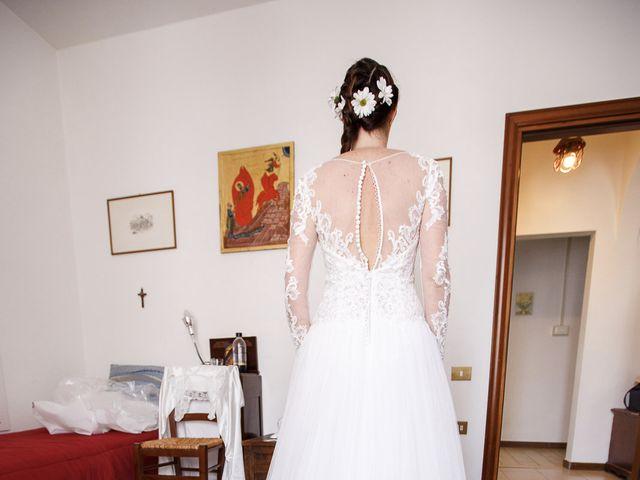 Il matrimonio di Benedetto e Agnese a Gambassi Terme, Firenze 18