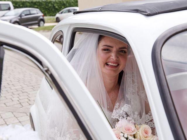 Il matrimonio di Benedetto e Agnese a Gambassi Terme, Firenze 23