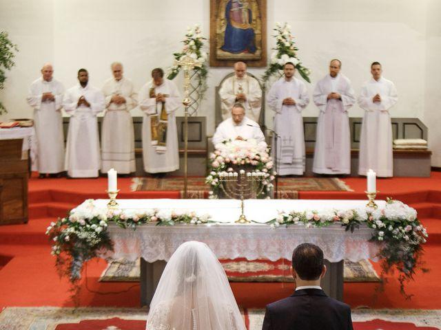 Il matrimonio di Benedetto e Agnese a Gambassi Terme, Firenze 27