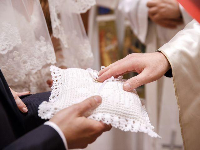 Il matrimonio di Benedetto e Agnese a Gambassi Terme, Firenze 31