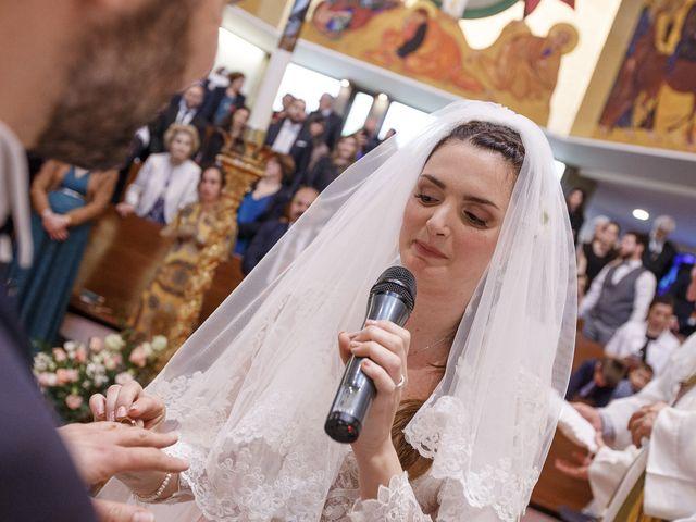 Il matrimonio di Benedetto e Agnese a Gambassi Terme, Firenze 32