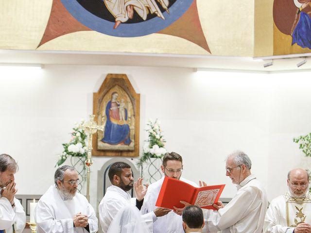 Il matrimonio di Benedetto e Agnese a Gambassi Terme, Firenze 33