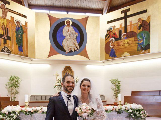 Il matrimonio di Benedetto e Agnese a Gambassi Terme, Firenze 35