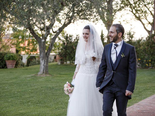 Il matrimonio di Benedetto e Agnese a Gambassi Terme, Firenze 43