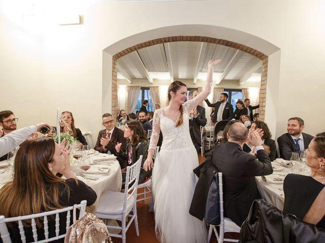 Il matrimonio di Benedetto e Agnese a Gambassi Terme, Firenze 46