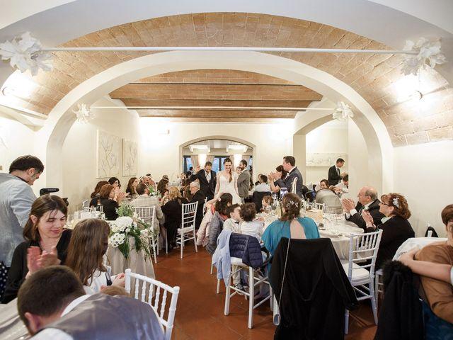 Il matrimonio di Benedetto e Agnese a Gambassi Terme, Firenze 47