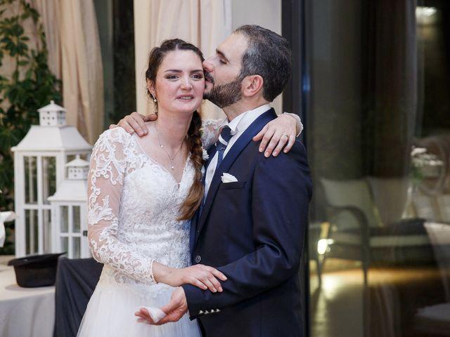 Il matrimonio di Benedetto e Agnese a Gambassi Terme, Firenze 49