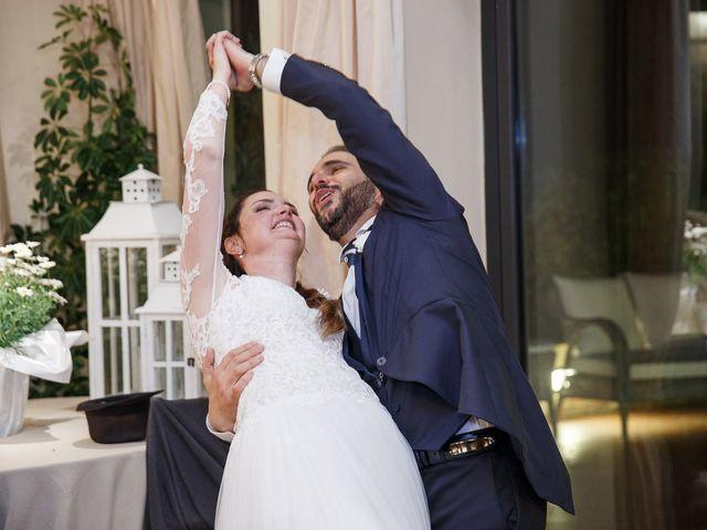 Il matrimonio di Benedetto e Agnese a Gambassi Terme, Firenze 50