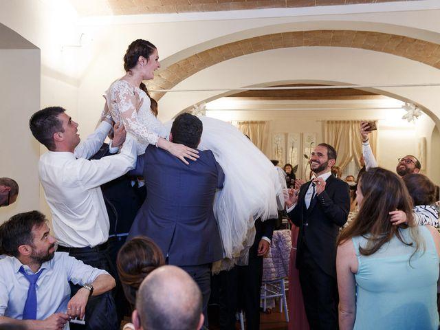 Il matrimonio di Benedetto e Agnese a Gambassi Terme, Firenze 51