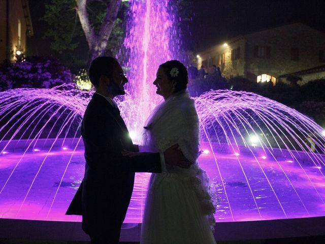 Il matrimonio di Benedetto e Agnese a Gambassi Terme, Firenze 56