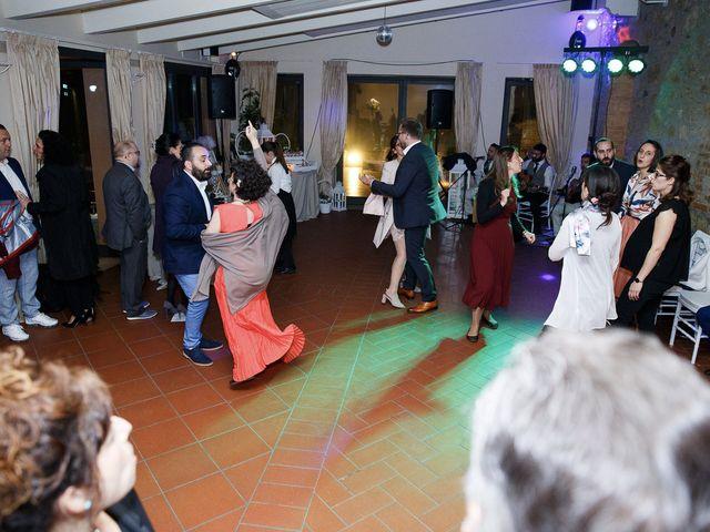 Il matrimonio di Benedetto e Agnese a Gambassi Terme, Firenze 60