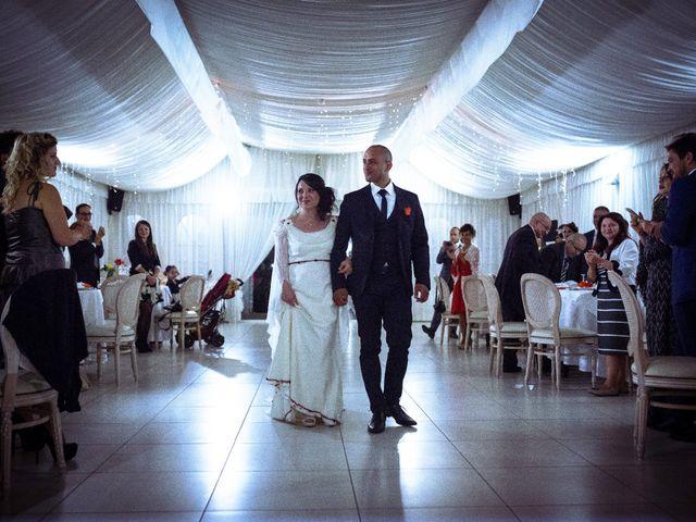 le nozze di Marianna e Simone