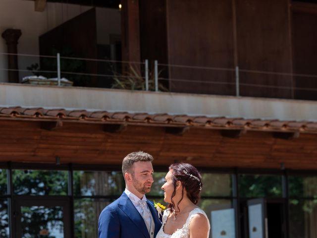 Il matrimonio di Sergio e Michela a Castel Gandolfo, Roma 34
