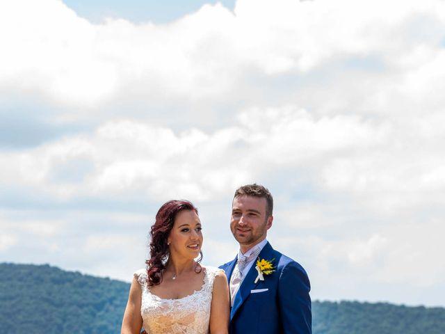 Il matrimonio di Sergio e Michela a Castel Gandolfo, Roma 35