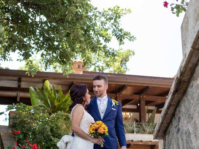 Il matrimonio di Sergio e Michela a Castel Gandolfo, Roma 38
