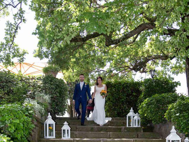 Il matrimonio di Sergio e Michela a Castel Gandolfo, Roma 40