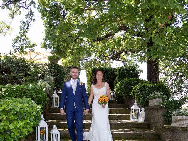 Il matrimonio di Sergio e Michela a Castel Gandolfo, Roma 41