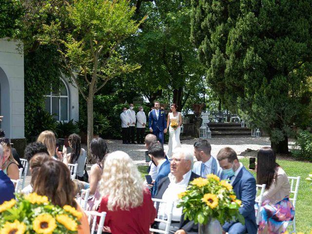 Il matrimonio di Sergio e Michela a Castel Gandolfo, Roma 42