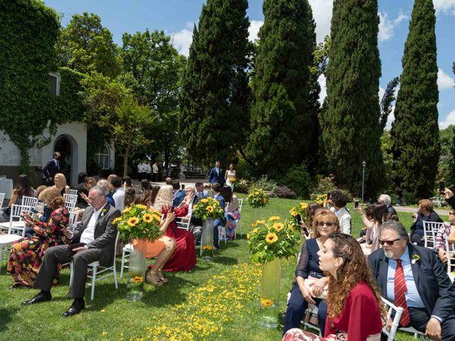 Il matrimonio di Sergio e Michela a Castel Gandolfo, Roma 43