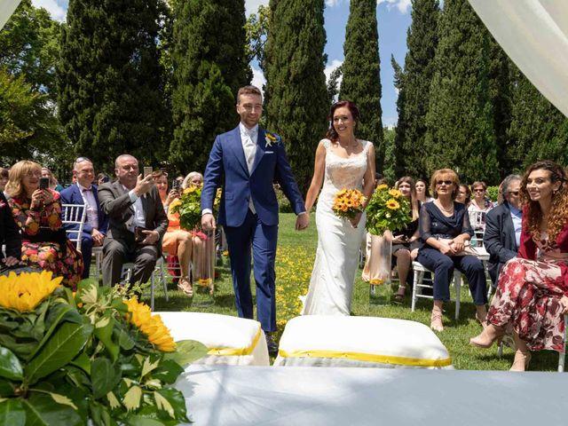 Il matrimonio di Sergio e Michela a Castel Gandolfo, Roma 45