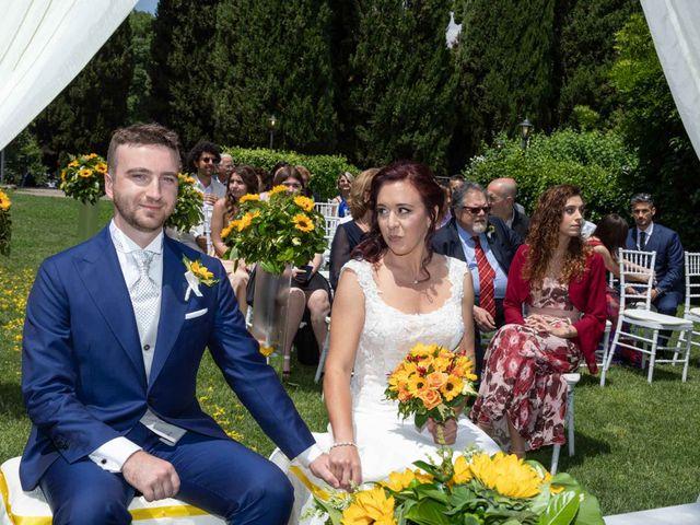 Il matrimonio di Sergio e Michela a Castel Gandolfo, Roma 46