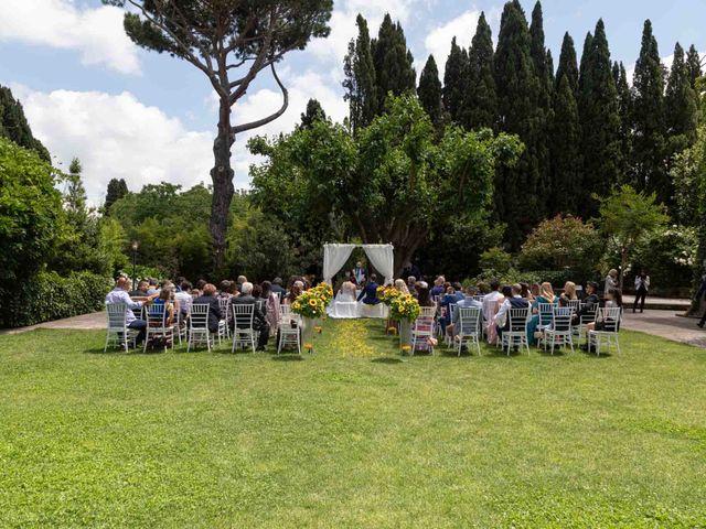 Il matrimonio di Sergio e Michela a Castel Gandolfo, Roma 47