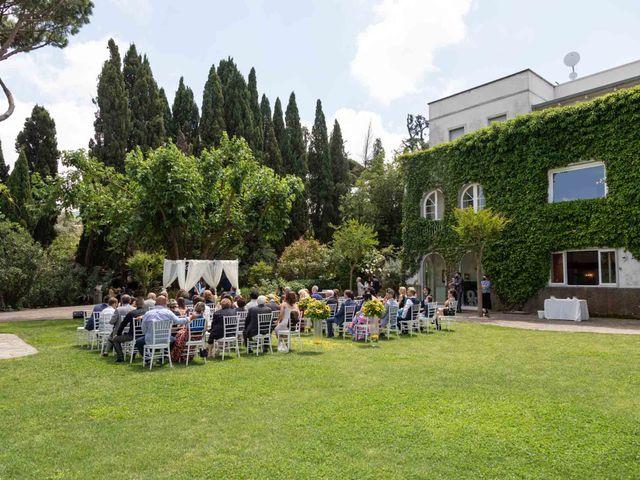 Il matrimonio di Sergio e Michela a Castel Gandolfo, Roma 48