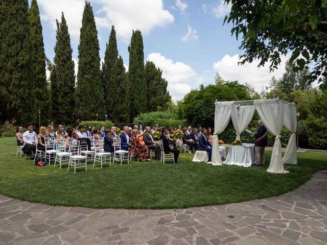 Il matrimonio di Sergio e Michela a Castel Gandolfo, Roma 49