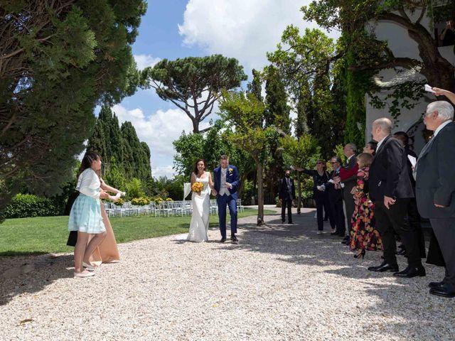 Il matrimonio di Sergio e Michela a Castel Gandolfo, Roma 54