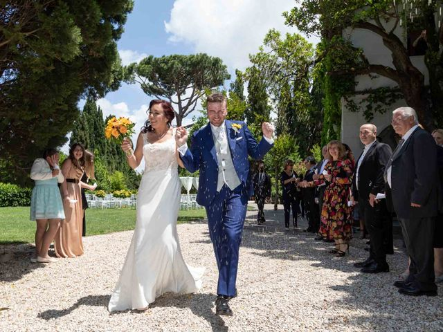Il matrimonio di Sergio e Michela a Castel Gandolfo, Roma 55
