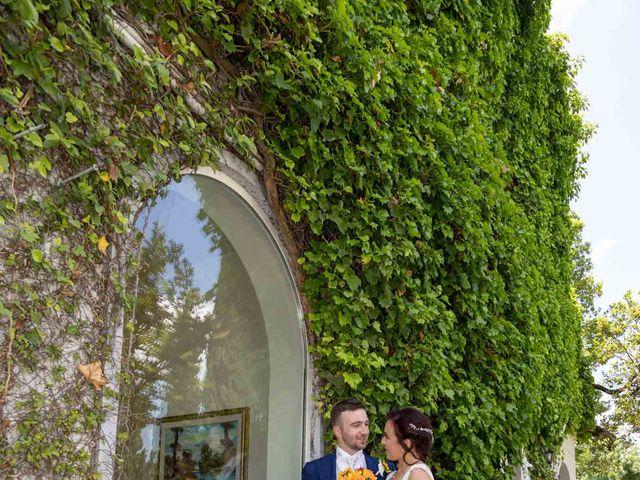 Il matrimonio di Sergio e Michela a Castel Gandolfo, Roma 1